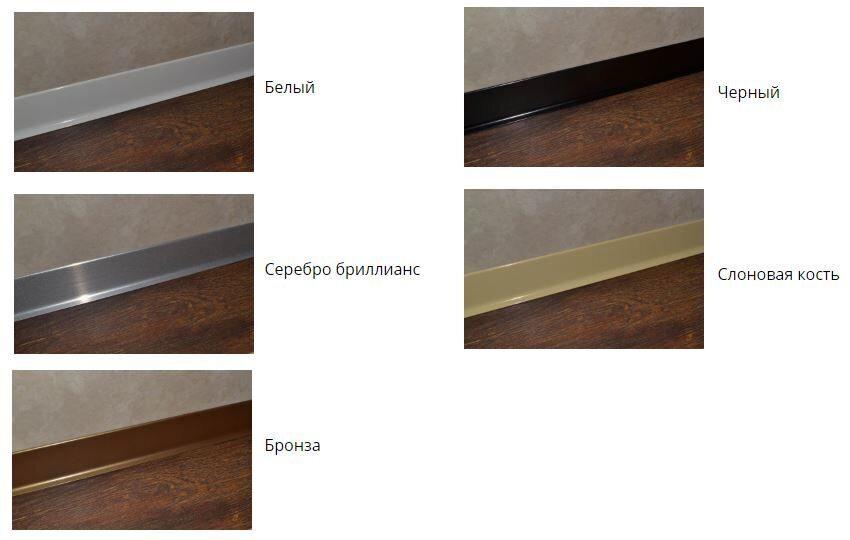 алюминий цвета ЭП